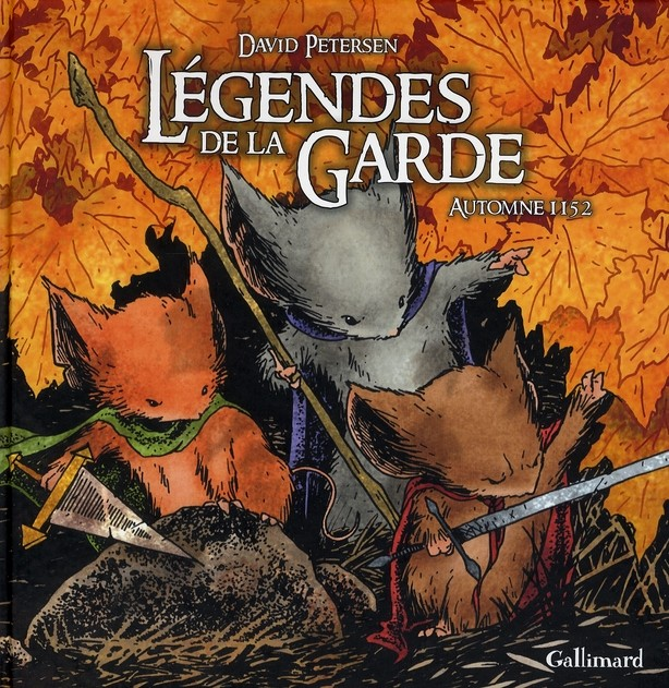 Légendes de la garde ****- David Petersen