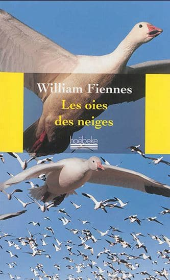Les oies des neiges **** – William Fiennes